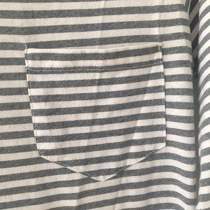 BDG Tops - BDG Striped Cotton Tee